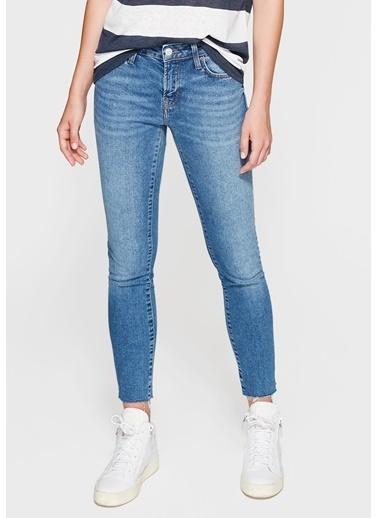 Mavi Jean Pantolon | Adriana Ankle - Super Skinny Mavi